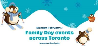 Family Day 2020 poster